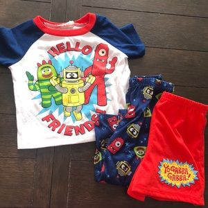 Other - Yo gabba gabba pjs